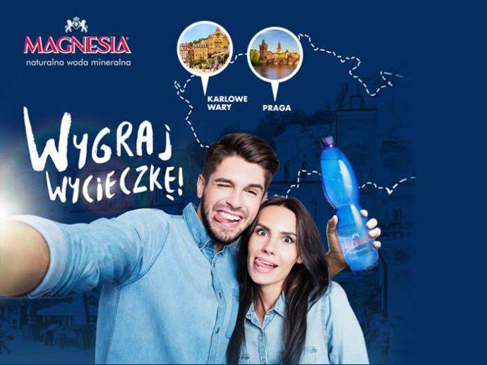 Konkurs Magnesia, wygraj wyjazd do Pragi
