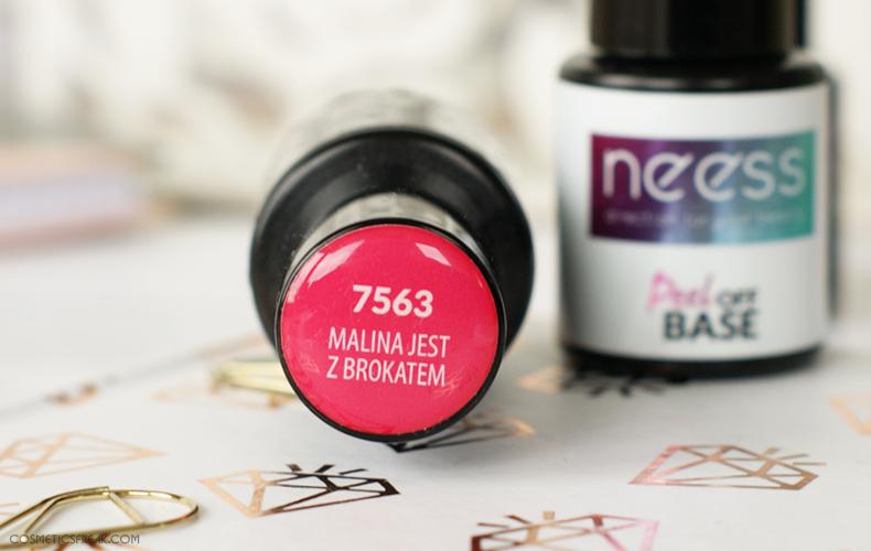 Wygraj zestaw kosmetyków do paznokci marki Neess