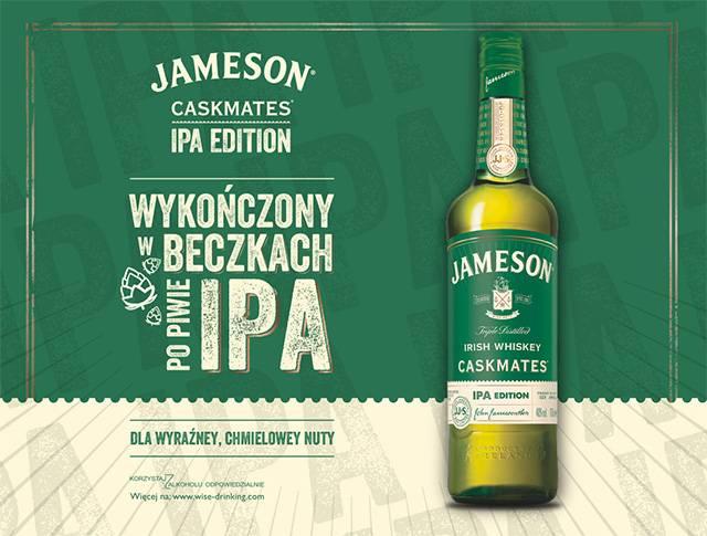 Wygraj zapas Whiskey Jameson