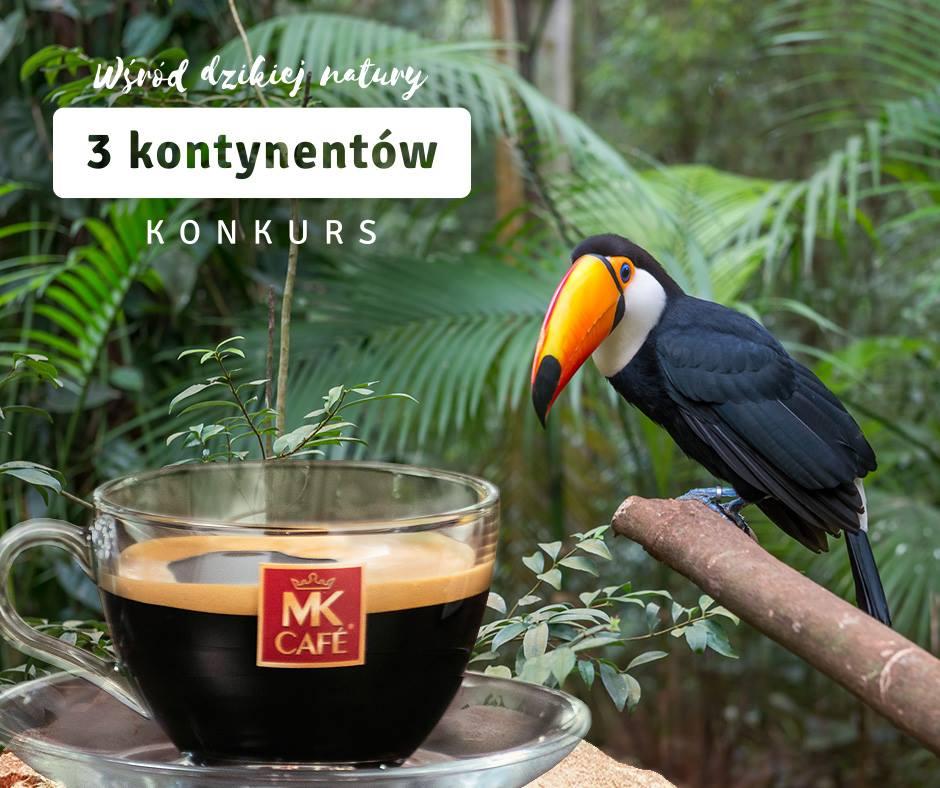 Wygraj kawę ziarnistą Premium od MK Cafe